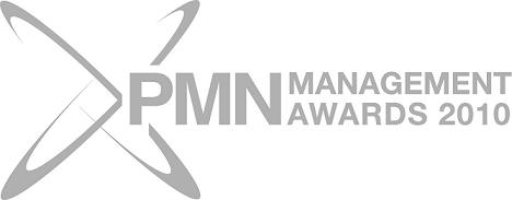 PMN Management Awards Logo
