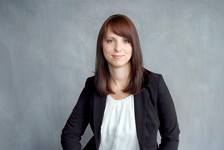 Porträt Madlen Lehmann
