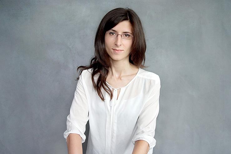 Porträt Stefanie Neubert