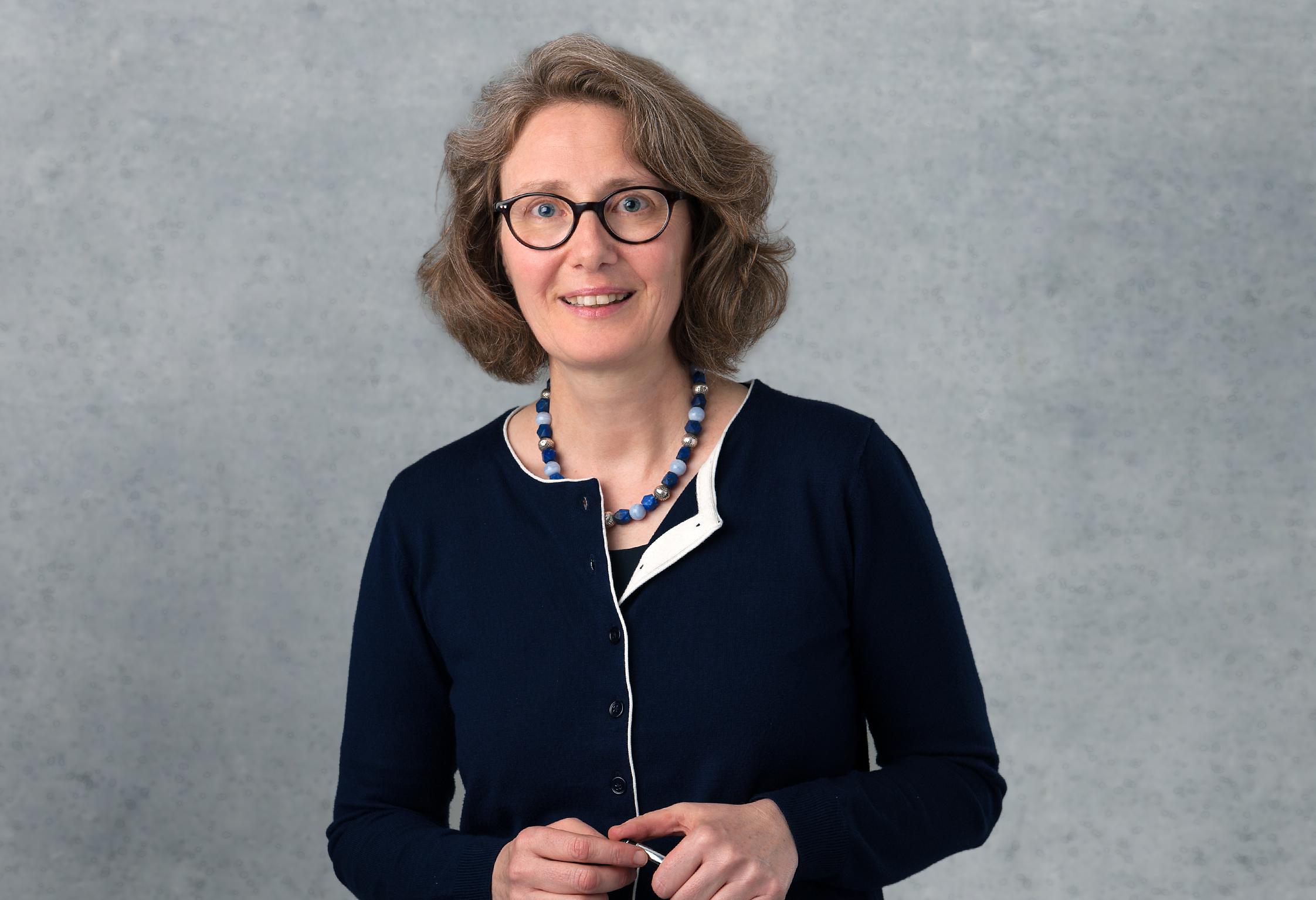 Porträt Meike Hantel