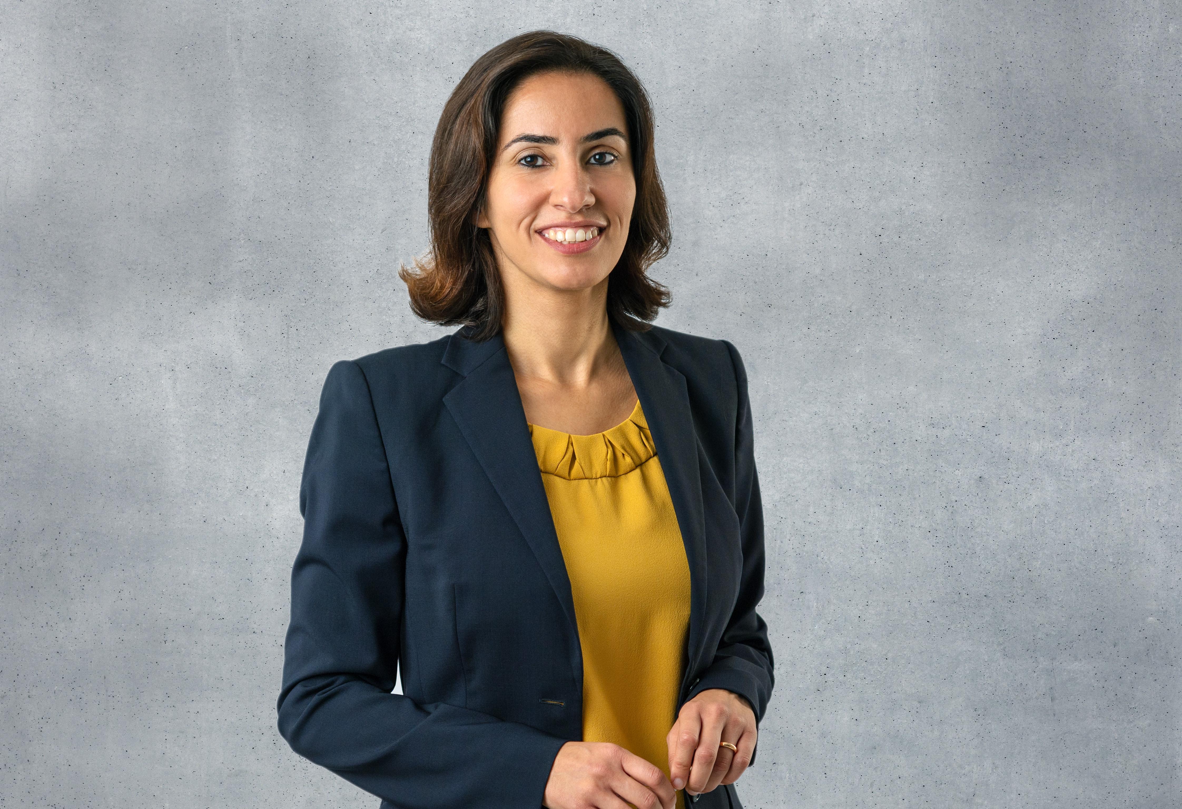 Porträt Dr. Navideh Maleki